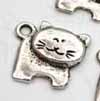 Smiley Cat Charms