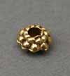 Twist Beads - Gold