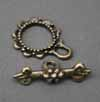 Vintage Fancy Toggle Clasps