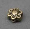 Vintage Flower Beads