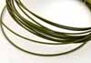 1mm Tigertail Cable - Lime