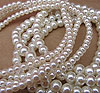 Glass Pearls - 6mm Ivory