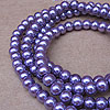Glass Pearls - 6mm Lilac