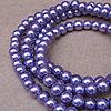 Glass Pearls - 6mm Lilac