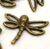 Vintage Dragonfly Charms