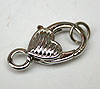 Large Heart Lobster Clasp