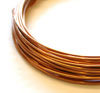 Enamelled Wire - Light Gold