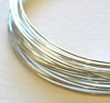 Non Tarnish Silver Plated Wire - 1.5mm