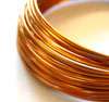 Enamelled Wire - Warm Gold