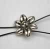 Double Hole Flower Beads