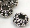 Twist Beads - Silver