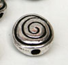 Spiral Disc Bead 