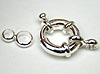Chunky Bolt Ring Clasp - Supersize