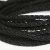 Braided Cord - 4.5mm Black
