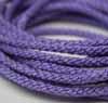 Braided Cord - 4.5mm Purple