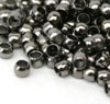 Crimp Beads 2mm Black