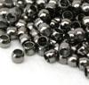 Crimp Beads 2mm Black