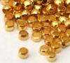 Crimp Beads 2mm Gold
