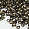 Crimp Beads 3mm Ant. Bronze