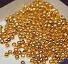 Micro Crimps - Gold
