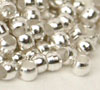 Crimp Beads 2mm Silver