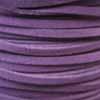 Dark Purple Suede