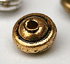 Orb Beads - Gold