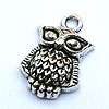 Owl Charms - Silver