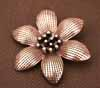 BIG Flower Pendant - Copper