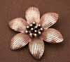 BIG Flower Pendant - Copper