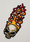 Flamin' Skull